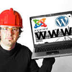 Build Your Own Joomla or WordPress Website Workshop Online