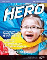 Hero Magazine Stollery Children's Hospital Edmonton Alberta