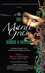 Jerry Forbes Centre for Community Spirit Mardi Gras Gala