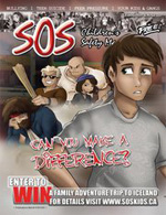 SOS Children's Safety Magazine Edmonton