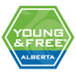 Young and Free Alberta blog