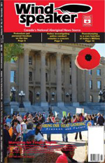 Windpeaker Newspaper Alberta