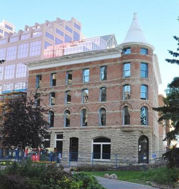 CKUA Radio Alberta Hotel