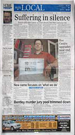 Red Deer Advocate Newspaper