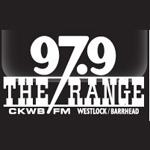 CKWB The Range Radio Station in Westlock, Alberta