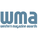 Western Magazine Awards 2012