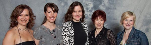 Edmonton YWCA Women of Distinction Award 2012