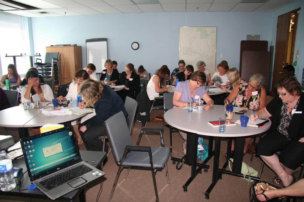 eNewsletters and Social Media Workshop in Edmonton