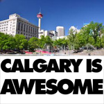 Calgary is Awesome blog
