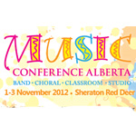 Music Conference Alberta