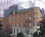 CKUA's new home at the former Alberta Hotel