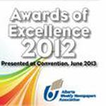 AWNA Weekly Newspaper Awards