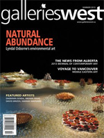 Galleries West Magazine