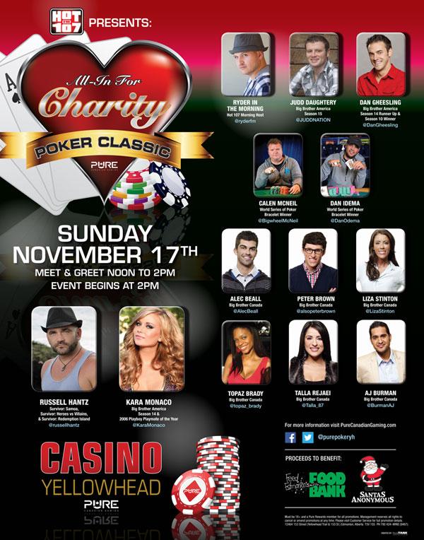 Charity Poker Classic