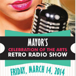 Mayor's Celebration of the Arts