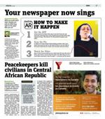 Metro Newspaper Canada