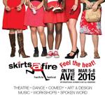 skirtsafire 2015 festival