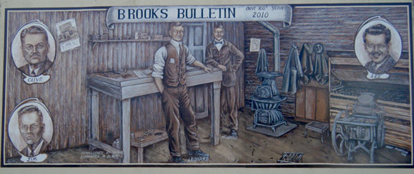 Brooks-Bulletin-Mural