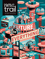 New Trail Magazine