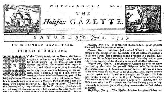 Haifax-gazette